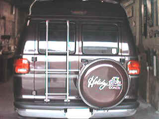 Tire carriers tire carrier 14999 customvan tire carriers covers publicscrutiny Gallery